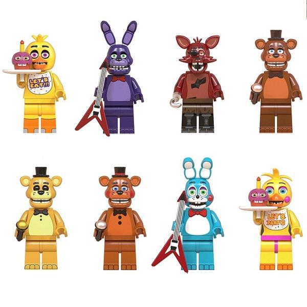 Toy, Horror, fivenightsatfreddy, foxy