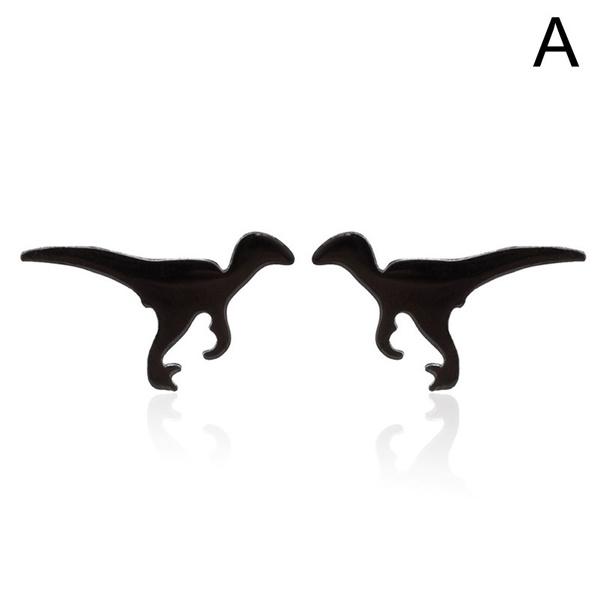 Dinosaur, jewelryearrring, Gifts, Stud Earring