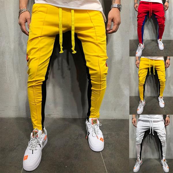 Sport, pants, dancepantsformen, menscottonpant