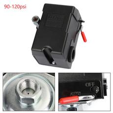 regulatorgauge, Pump, pressureswitch, aircompressorvalve