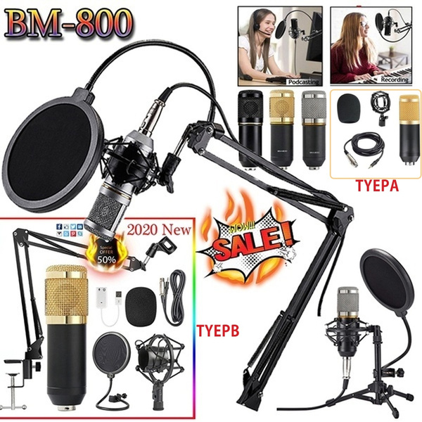 Microphone, Computers, bm800microphone