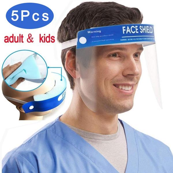 antispitting, Fashion, faceshield, splashproof