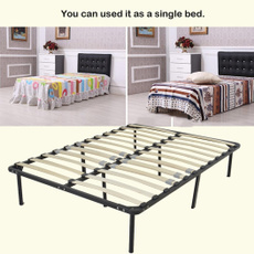 metalbedframe, ironbed, Furniture & Decor, Metal
