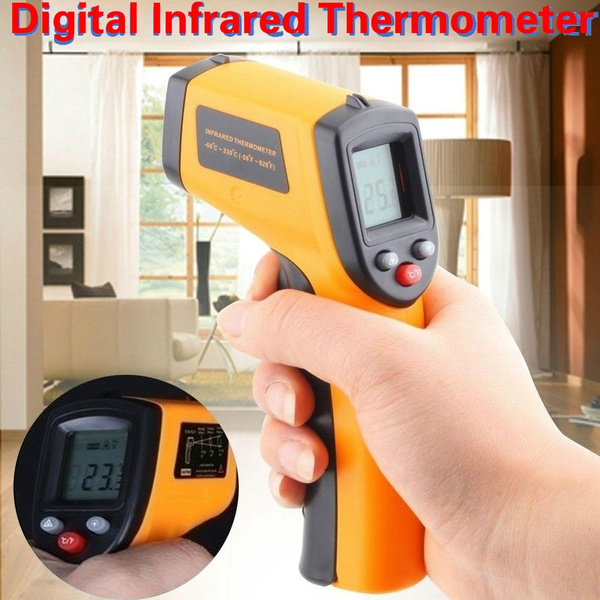 thermometergun, Consumer Electronics, handheldthermometer, infraredthermometergun