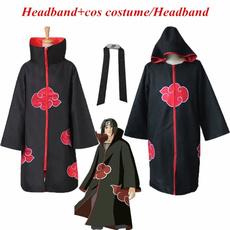 akatsuki, Cosplay, Cosplay Costume, cloak