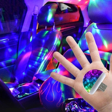carinteriordecorativelight, led, usb, Music