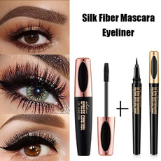 Fiber, waterproofmascara, Beauty, Waterproof
