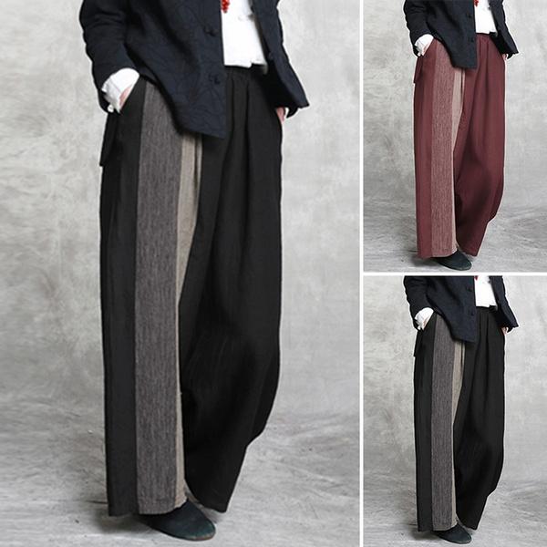 summertrouser, Women Pants, hose, Waist