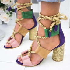 Shoes, Summer, Sandals, leather shoes