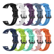 Wristbands, Silicone, Watch, Bracelet
