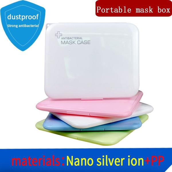 Storage Box, case, maskcase, portablestoragebox