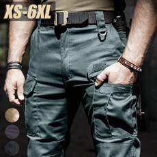 Plus Size, pants, combatpant, Waterproof
