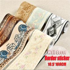 Decoración, wallpaperpeelandsticker, Waterproof, Vintage