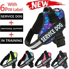 Training, Adjustable, servicedogvest, Pets