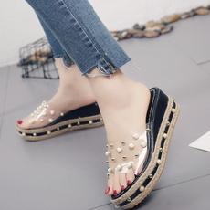 Sandals & Flip Flops, Outdoor, Outerwear, wedge