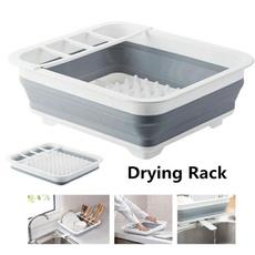 Kitchen & Dining, dishdryingrack, dinnerwarebasket, Kitchen Accessories