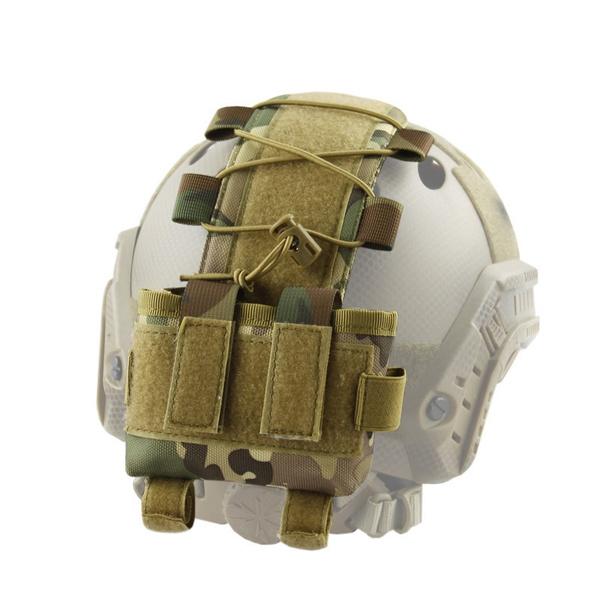 Helmet, Battery Pack, Hunting, Battery