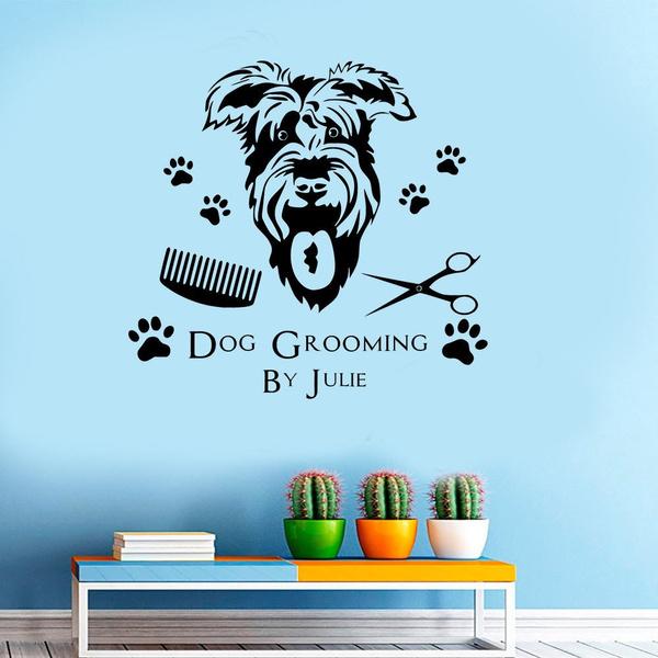 art, Home Decor, wallartsticker, Pets