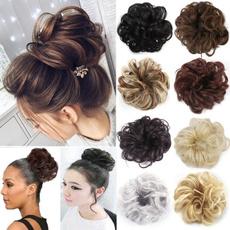 hair, pony, Elastic, Hair Extensions