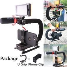 DSLR, Iphone 4, videocamerarig, Camera