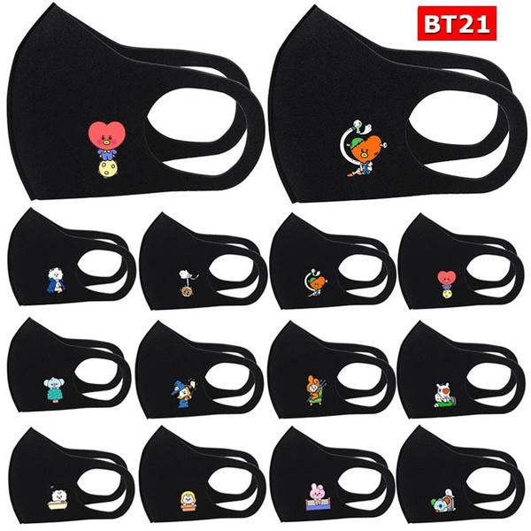 K-Pop, antifogmask, mouthmask, Fashion