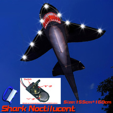 easytofly, Shark, Outdoor, kitewithstringandhandle