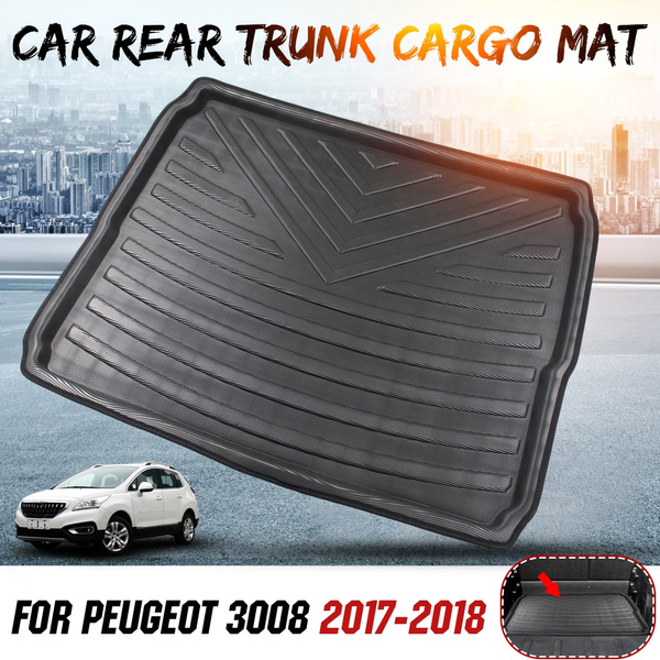 peugeot3008, Cars, trunkcargomat, carreartrunk