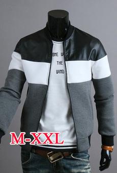 Outdoor, fashion jacket, Spring, baseball jacket