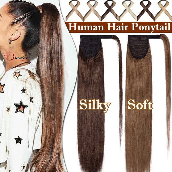 ponytailextension, humanhairponytail, Beauty, Hair Extensions