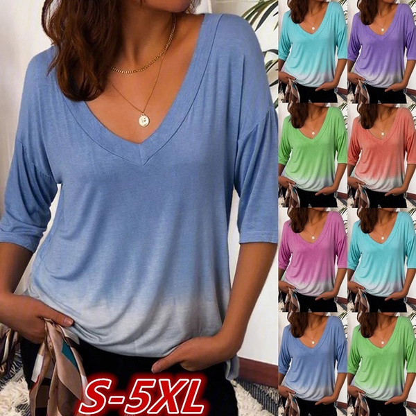 blouse, Plus Size, Sleeve, Tops