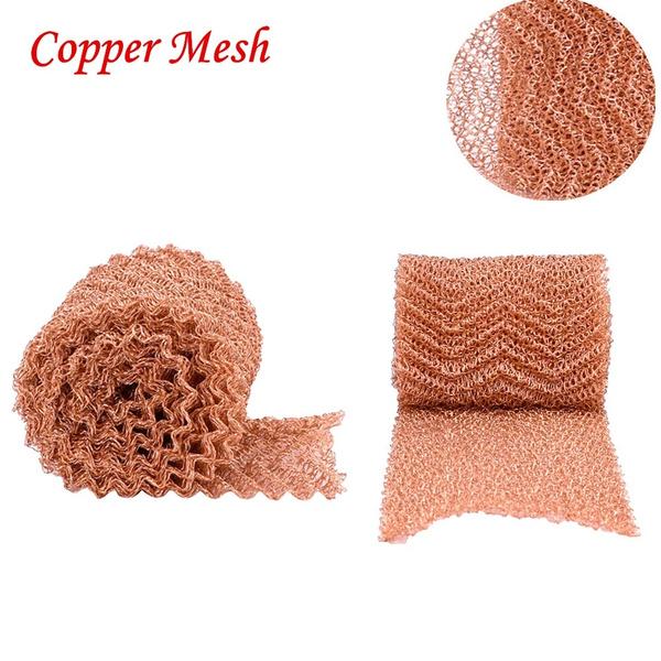 stopsmice, Copper, coppertool, woven