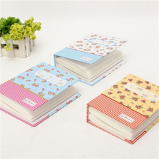album, case, woodenframe, floralphotoalbum