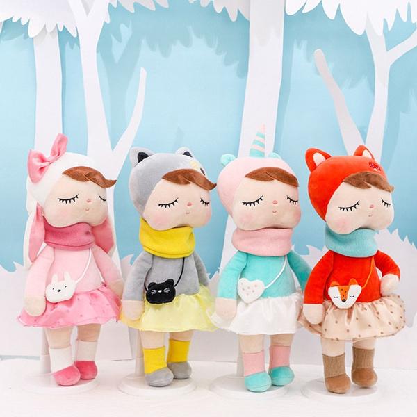 Puppy Makes Mischief Stuffed Animal, Metoo Dolls Stuffed Toys For Girls Baby Beautiful Unicorns Rabbit Forest Angela Soft Animals For Kids Infants Wish