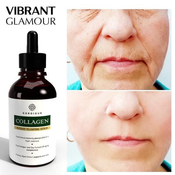 Glamour, facialserum, whiteningcream, anti aging cream