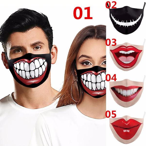 Polyester, dustproofmask, mouthmask, Fashion