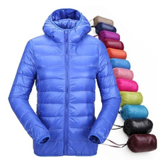 padded, Jacket, fashion women, Plus Size
