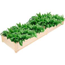 planterbox, parterre, Flowers, Garden