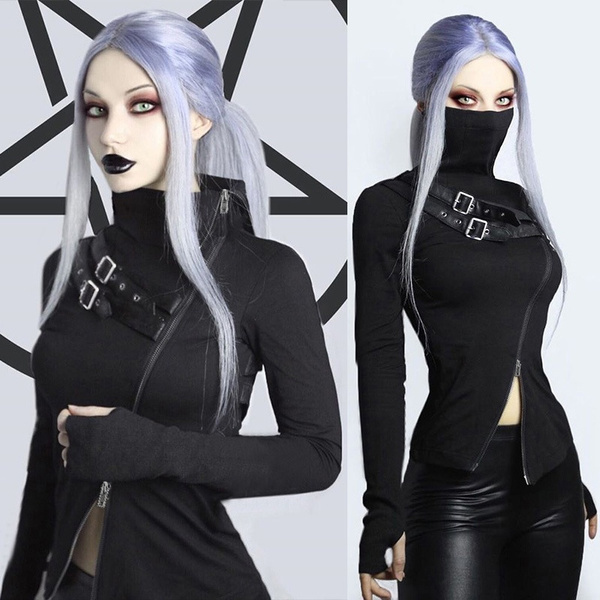 Goth, Fashion, sweaters for women, Sexy women