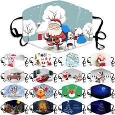 mouthmask, Christmas, unisex, christmasmask