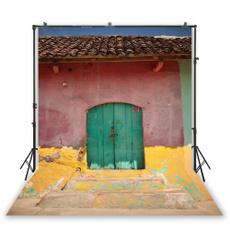 Door, Wall, Vintage, Photography