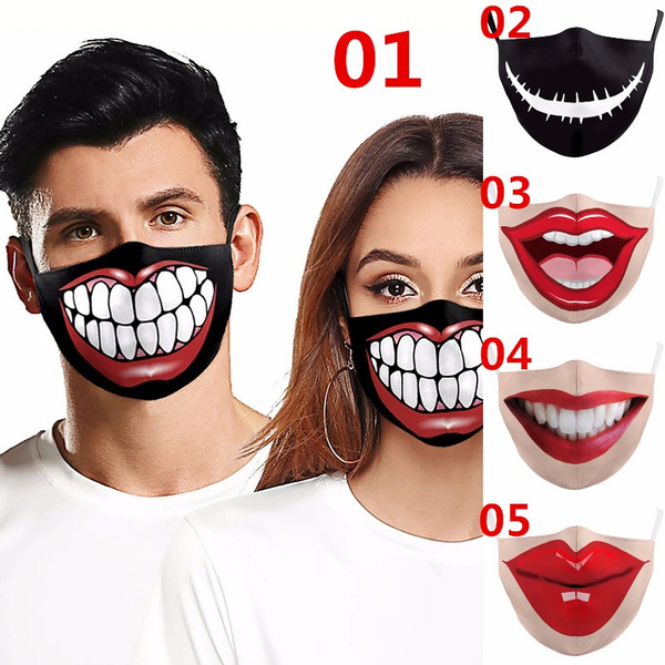 Polyester, Fashion, mouthmask, Masks
