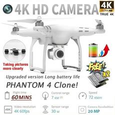 Quadcopter, 4kcamera, Wool, Remote