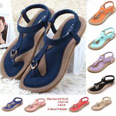 Flats, Flip Flops, Sandals, Women Sandals