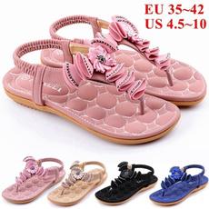 bohemia, beach shoes, Fashion, Flats