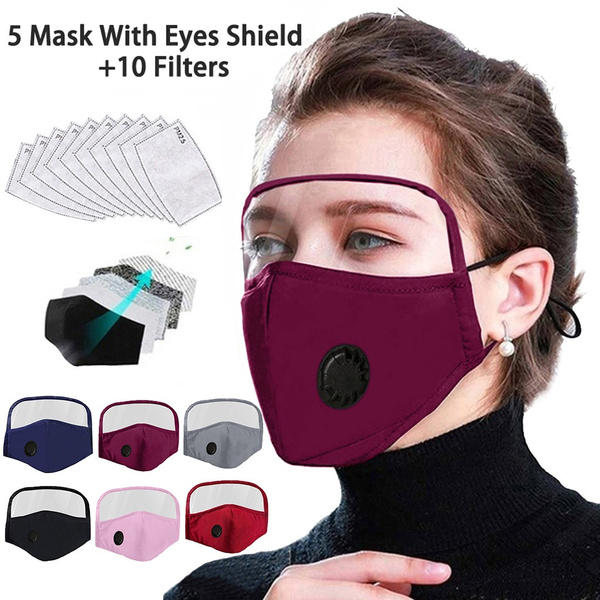Cotton, Outdoor, dustmask, shield
