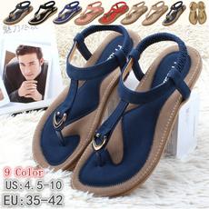 Flats, Flip Flops, Sandals, casualslipper