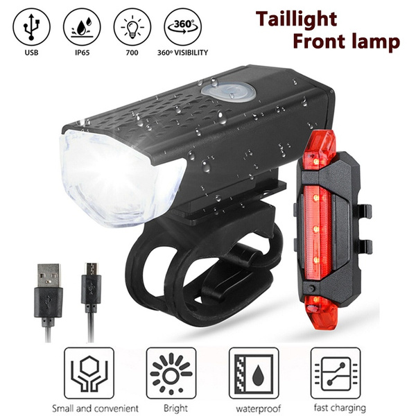 Bikes, Rechargeable, bicyclelight, usb