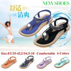 Flats, Flip Flops, Sandals, flipflopssandal
