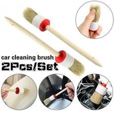 softbrush, Wooden, carcleaningbrush, Tool