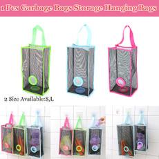 garbagebagholder, hangingstorageorganizerbag, householdstorage, Bags
